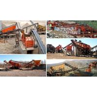 China Mining equipment Sand Manufacturing Process on sale