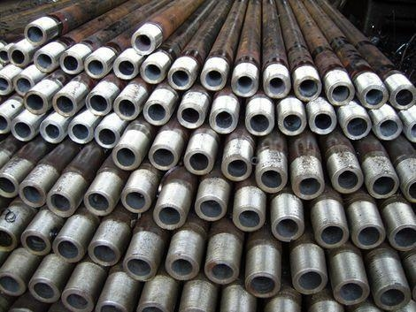 Quality rock drill steel rod& water well drill rod for sale