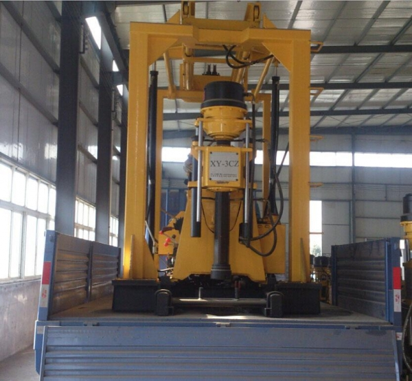 Quality Product XY-3CZ Truck mounted drilling machine for sale