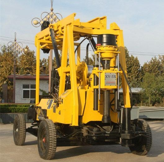 Quality Product XY-3X Truck mounted drilling machine for sale