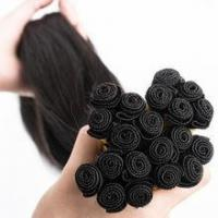 China best raw no chemical processed blossom bundles virgin hair wholesale