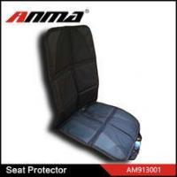 child care non-slip car seat protector (Oxford fabric + PU leather) / ...