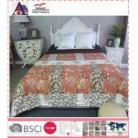 China queen size fitted bedspread 2016 new design wholesale