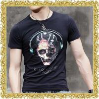 China Personalized custom printing short sleeve hip hop t-shirt for men boys wholesale