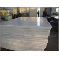 China Impact resisting GF reinforced PP sheet,polypropylene sheet wholesale