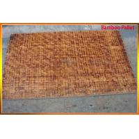 Buy cheap BAMBOO BRICK PALLET from wholesalers