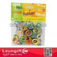 China Five color mixed loom rubber bands wholesale