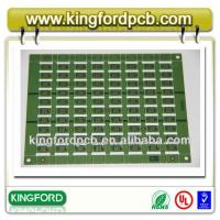 Buy cheap 4 Layer HDI custom PCB with min holes 0.1mm from wholesalers
