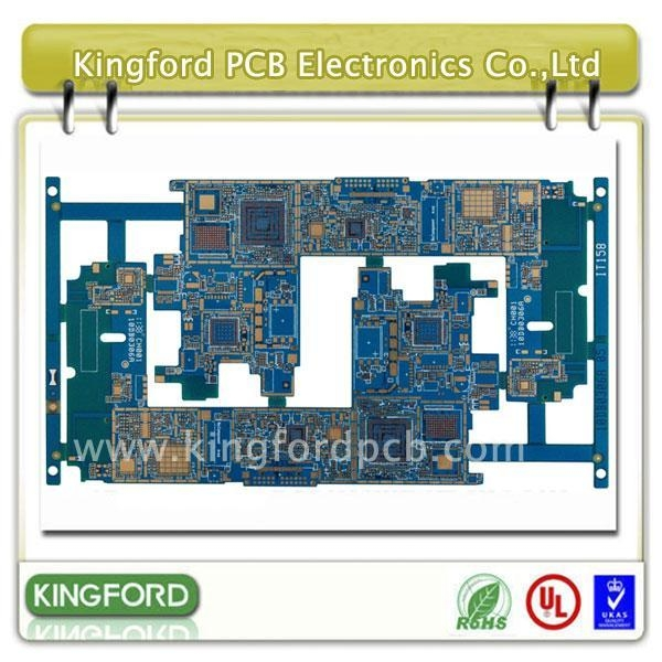 Quality 12 Layer High Density Interconnect PCB HDI PCB for sale