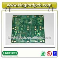 Buy cheap TG 170 8 layers PCB with immersion gold from wholesalers