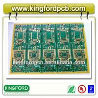 Buy cheap 6 layer immersiond gold Electronic china custom pcb from wholesalers