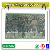 Buy cheap 12 layer ENIG HDI China pcb & printed circuit board &manufacturer from wholesalers
