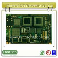 Buy cheap 12 Layer immersion gold pcb from wholesalers