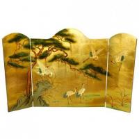 China Lacquer Fireplace Screen wholesale