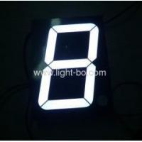 China common anode white 3 inch seven segment led numeric display on sale
