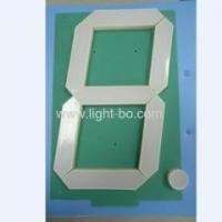 China 12 inches Large size seven segment led numeric displays for indoor or semi-outdoor use wholesale