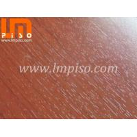 Vertical red cherry durable crystal finish laminate flooring