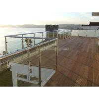Balustrade&Railing Glass Railing with Post