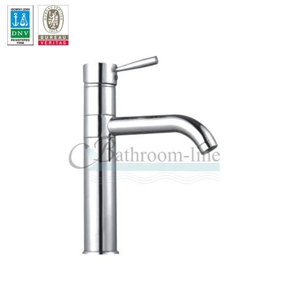 Faucet Deck Mount Single Hole Wash Hand Basin Tap Of