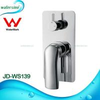 Wholesale 13 Series|JD-WS139 Watermark DR brass chrome plated shower mixer from china suppliers