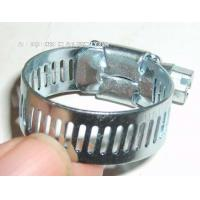 China AT-01 American type mini worm drive gear clamp wholesale