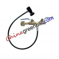 China Deluxe-Dual-Valve-Co2-Fill-Station-Paintball on sale