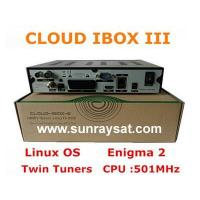 China Cloud ibox 3 DVB S2+DVB T2/C Full HD Cable Receiver on sale