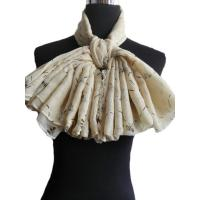 China Polyester Scarf Product IDLP1511004 wholesale