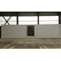 Steel-frame structure container house hotel