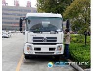 China 2500 Gal Medium Duty 2 Axle Oil Tanker Truck wholesale