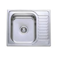China TCI5850S TCI5850S Single Bowl Sink 304 Stainless Steel Sink wholesale