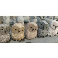 Stone carving Natural-owl1