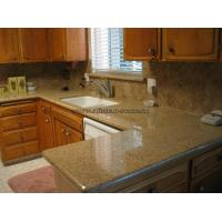 Wholesale Sunset Gold Granite Kitchen Top from china suppliers