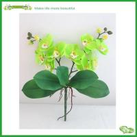 China cheap artificial orchid flowers plants for sale wholesale