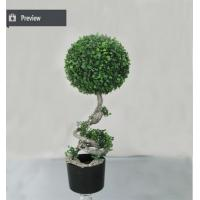 2015 hoe sell real looking artificial milan boxwood topiary b