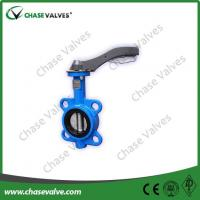 China lugged type butterfly valve Class 125 Lug Type Concentric Butterfly Valve wholesale
