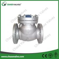 China 4 Inch Bolted Bonnet Check Valve wholesale