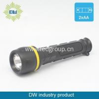 China Neon PVC Plastic Flashlight wholesale
