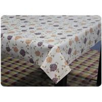 China KT-0113 vinyl coated tablecloth wholesale
