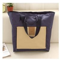 The new style cheap fashionable recycled canvas bags for storage and shopping#HBD-4037