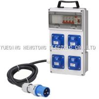 China 10 Modules Electrical Enclosure A10MB01-4 wholesale
