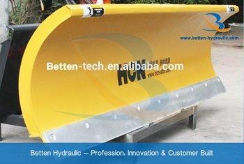 Quality Skid Steer Snow Plow for sale