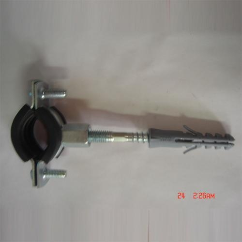Quality Heavy pipe with rubber clip (M8) for sale