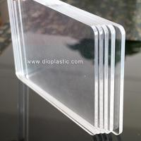 China acrylic sheet clear 4x8 acrylic sheet wholesale