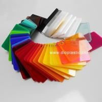 Wholesale acrylic sheet acrylic sheet color from china suppliers