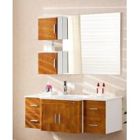 China Modern Cheap Used Bathroom Vanity Cabinet QS0309 wholesale