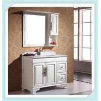 Wholesale Modern Wooden Bathroom Vanity QBY1315 from china suppliers