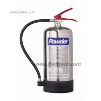 China FJD-S066KG DCP Stainless Fire Extinguishers wholesale
