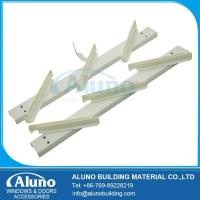 China Aluminium Louver Frames With Plastic Clips on sale