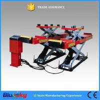 China LS-3500 Double-Deck Lift For Wheel Aligner wholesale